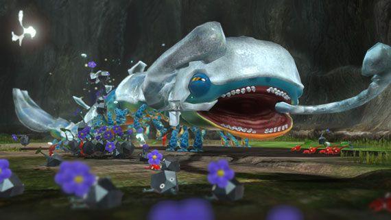 Wii U Pikmin 3 at E3 2012