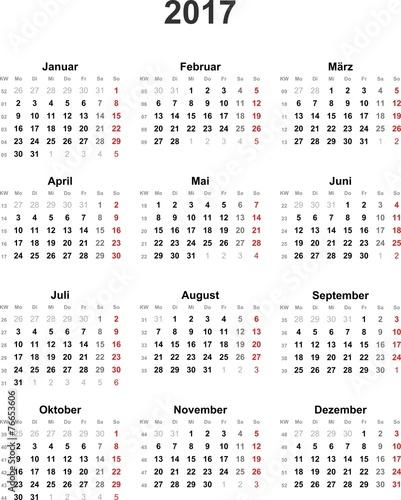 2017 ka calendar | Xmas