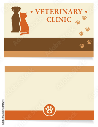 veterinary business card Buy Photos AP Images DetailView