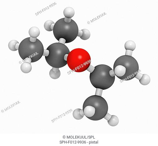 Hydrogen peroxide model Stock Photos and Images age fotostock
