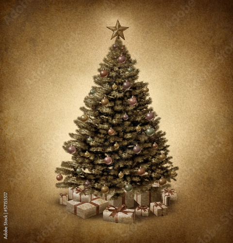 Old Fashioned Christmas Tree Buy Photos Ap Images Detailviewbest