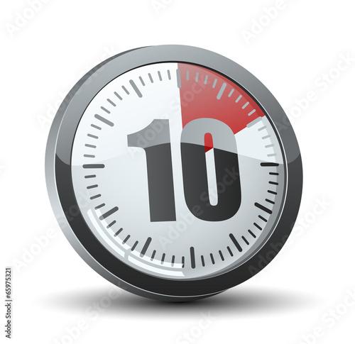 10 minutes timer - Yokkubkireklamowe