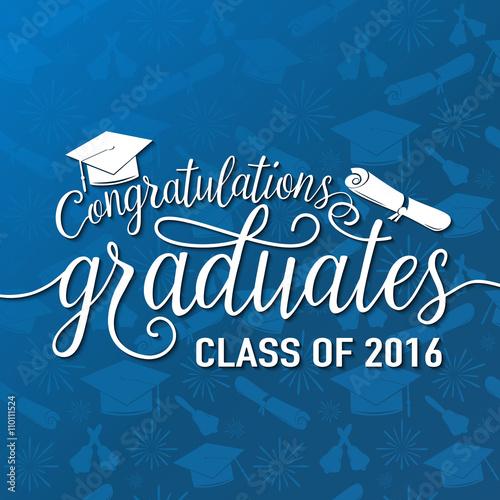 Vector illustration on seamless graduations background