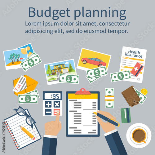 Family budget planning Buy Photos AP Images DetailView