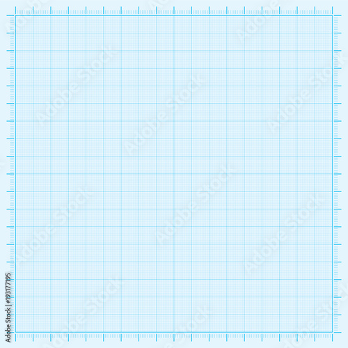 blue graph paper coordinate paper grid paper squared paper Buy