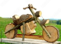"""""""Holz-Motorrad"""" Stockfotos und lizenzfreie Bilder auf ..."""