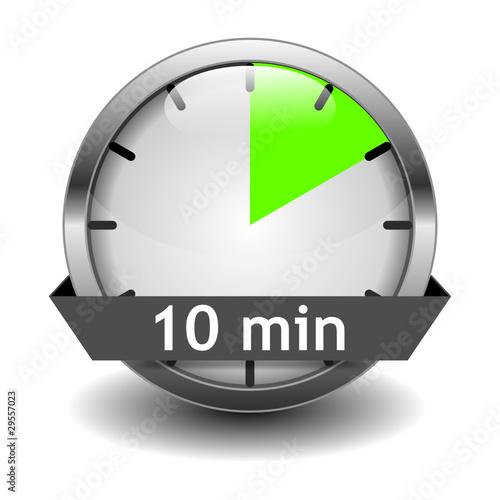 Timer 10min\