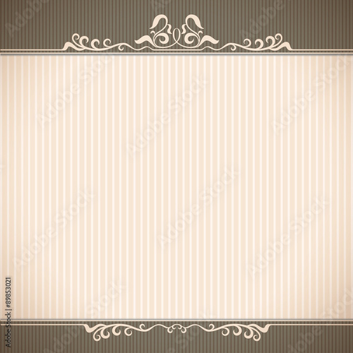 Banner, border, frame, greeting card, wedding card, invitation card