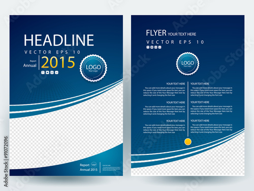 download cover page template - Ozilalmanoof - Free Report Cover Page Template