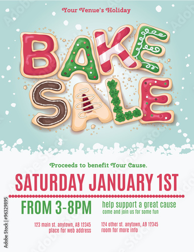 bake sale flyer templates free - Baskanidai - bake sale flyer template microsoft
