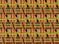 """Kente Fabric Background "" Stock image and royalty"