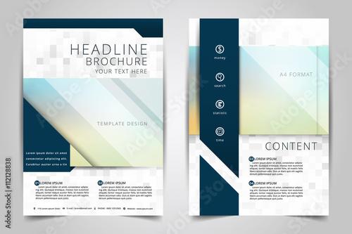 Brochure design, brochure template, brochure creative, trend