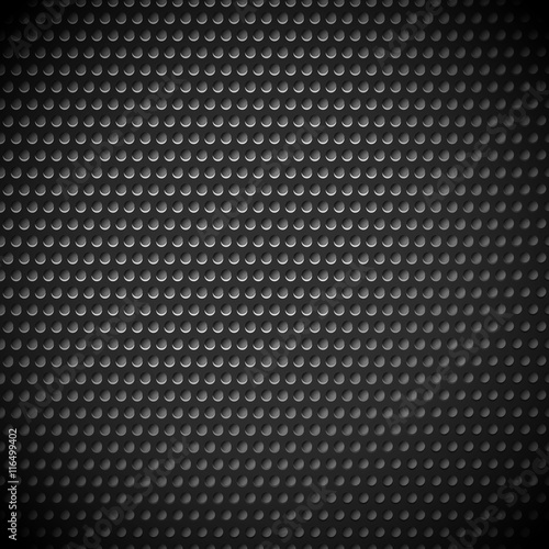 Carbon fiber industrial background with repeatable geometry Dar
