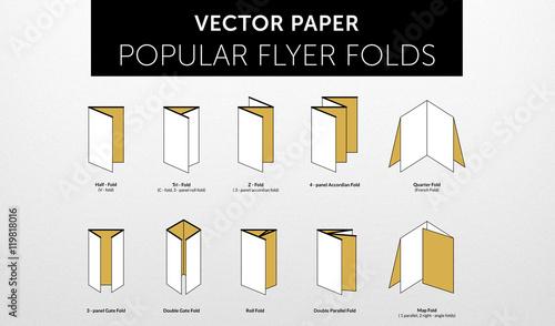 flyer formats - Muckgreenidesign