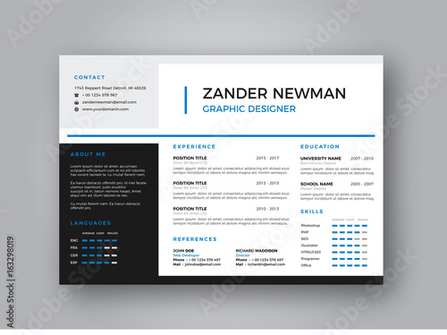 design illustration cv