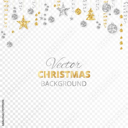 gold snowflake ornaments