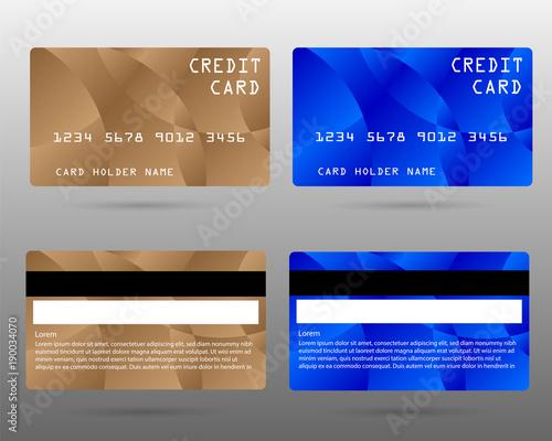 member card, business VIP card, design for privilege member,modern