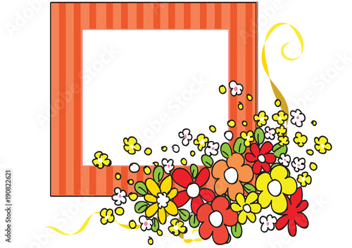 greeting card border design\