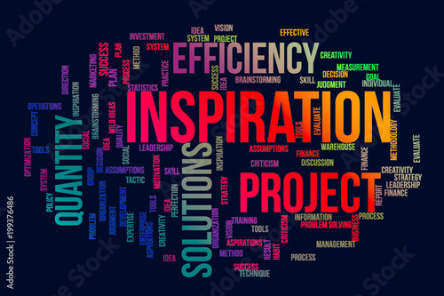 Abstract business, for web page, wallpaper or graphic design Words