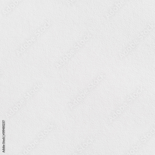White paper background Blank paper texture or wallpaper Top view