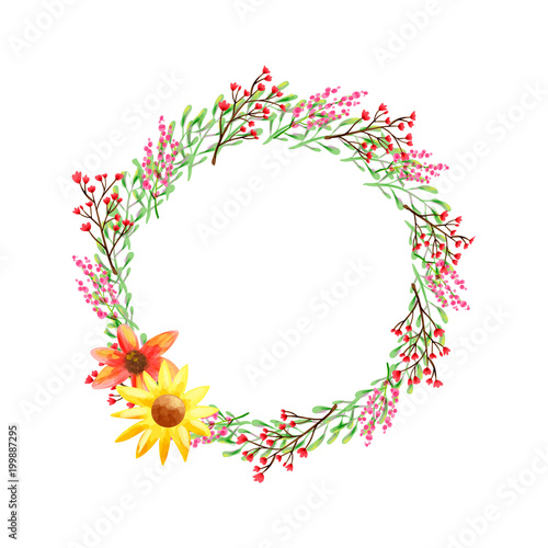 christmas,frame,flower,decoration,white,wreath,border,red,holiday - green photo frame