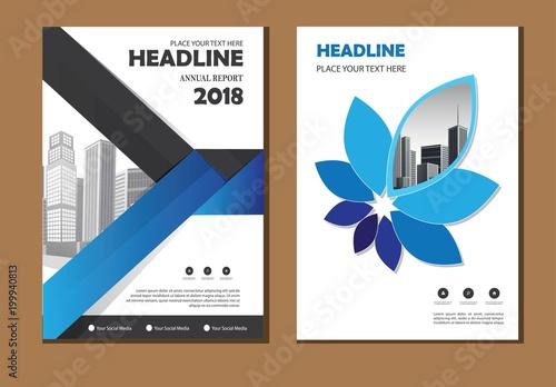 Vector flyer, corporate business, flyer, brochure design, annual
