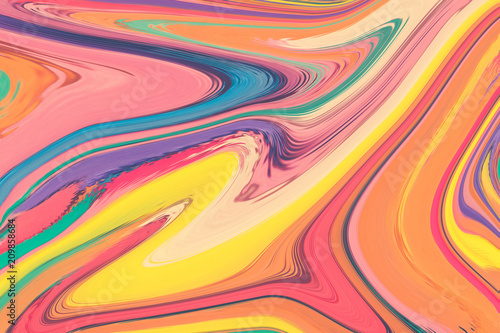 Abstract artwork Bright design work Colorful background pattern