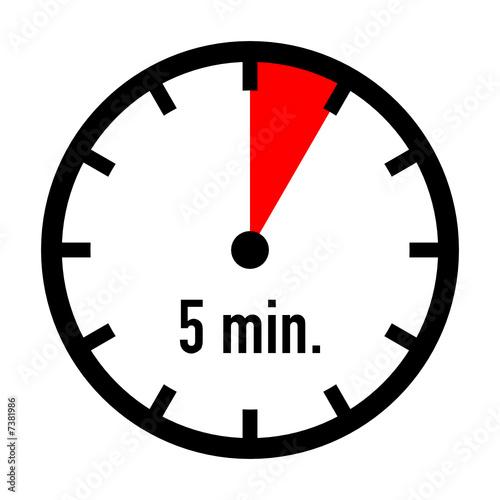 5 min clock - Selomdigitalsite