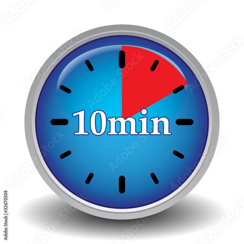 10 MINUTES ICON\