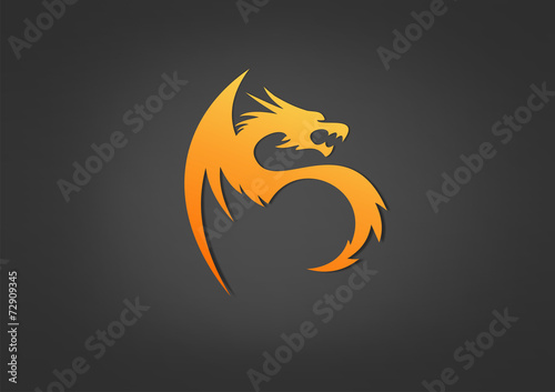 Imaginary Wallpapers Hd Quot Logo Energi Fire Business Dragon Fire Symbol Icon Power