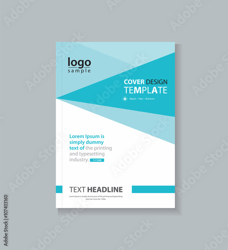 How To Write A Company Profile And The Templates You Need Quot;business Cover Design Template Brochure Annual Report