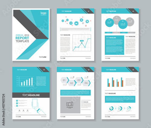 business annual report template - Ozilalmanoof