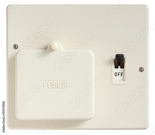 Old Fuse Box\