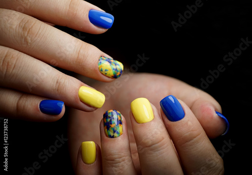 Quotawesome Nails And Beautiful Clean Manicure Nails Are