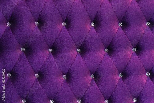 "Couch Kaufen ""deep Purple Velvet Texture Of Sofa Closeup Shot - Luxury"