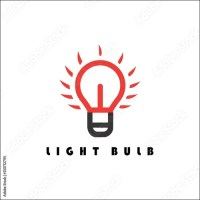 """led light bulb, lamp icon, symbol "" Stock image and ..."