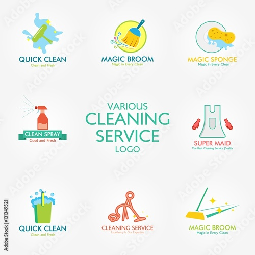 Free Cleaning amp Maintenance Logos Create Your Own Logo - oukasinfo