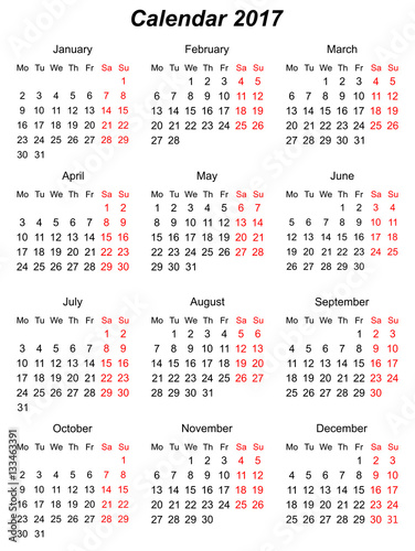 Free Calendar Vertical Printable 2013 Calendar Quot;calendar Vertical To The Year 2107quot; Stock Image And