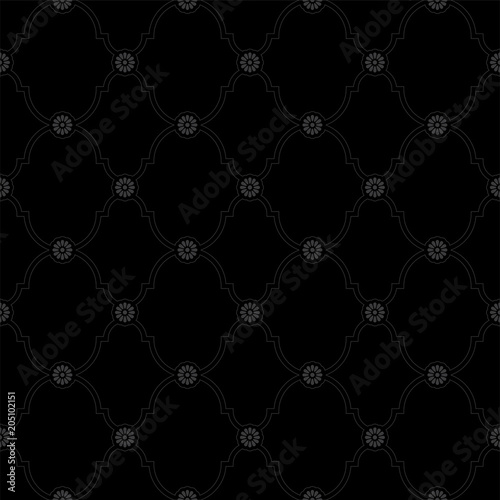 Gold fancy background pattern Classy texture in vector format
