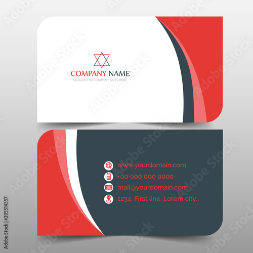 nice and beautiful design templates for Business Card or Visiting