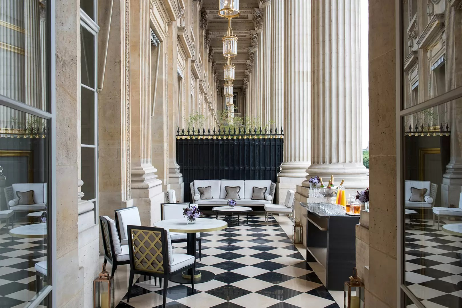 Hôtel De Crillon The Grande Dame Of Paris Hotels Now Does Brunch Tatler