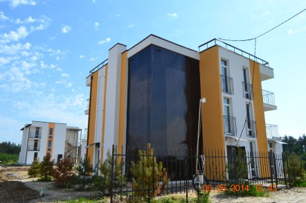 Фото 1. Фотографія реального будинку