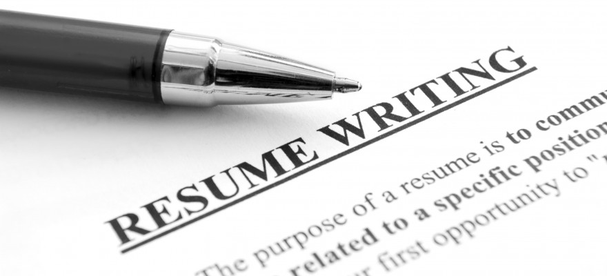 Résumé/CV Writing \u2013 12 Things for a Fresher to Ponder TAAism - writing resume