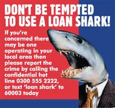 Loan Shark | Small Girl in a Big World