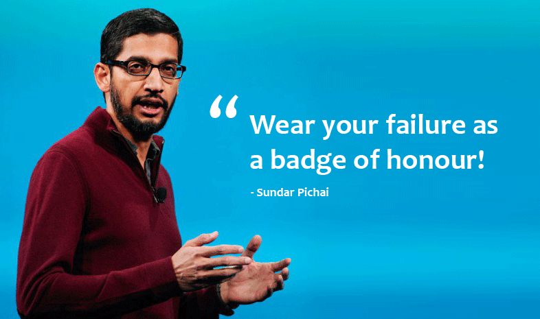 Motivational Quotes On Attitude Wallpapers 10 Quotes For Technopreneurs From Sundar Pichai Taalk