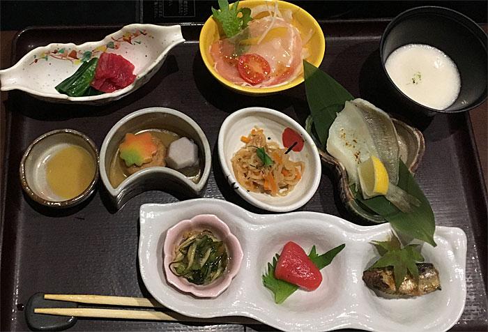 花伝抄 和食