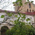 Vue extérieure de la basilique