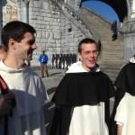 Frère Charles Desjobert et Fr Joseph-Marie Caprasse (Province de Toulouse)