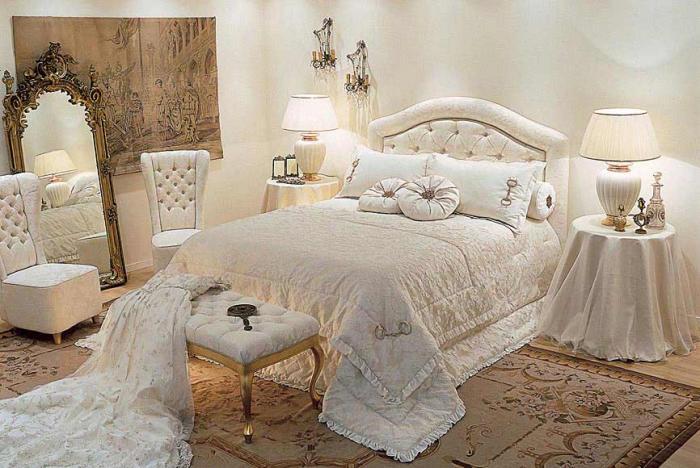 Chambre A Coucher De Mariage Moderne Avec Belle Vue
