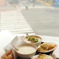 Petit déjeuner soja soja soja